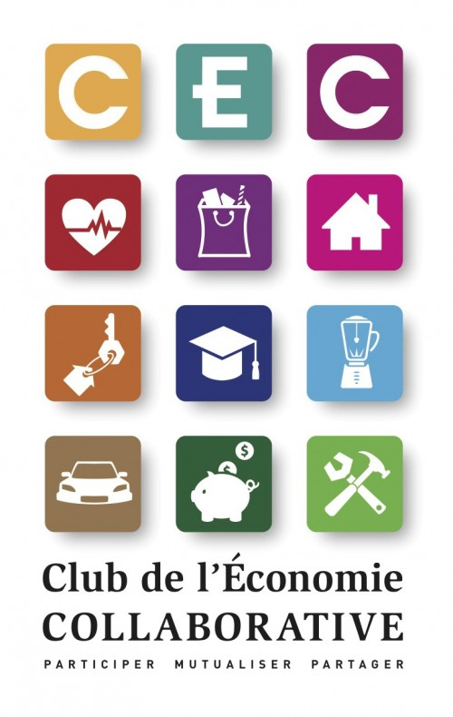 Logo - Club de l'économie collaborative