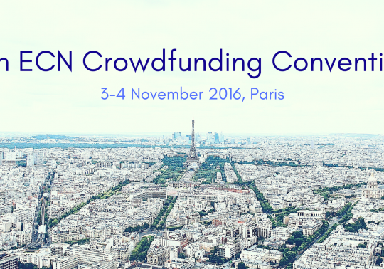 5th ECN Crowdfunding Convention