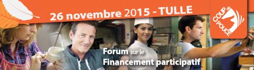 L'initiative Corrézienne en faveur du financement participatif
