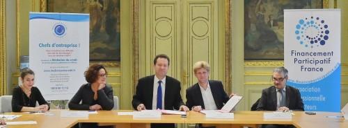 Partenariat entre FPF et la Médiation du crédit
