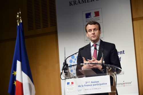 Les annonces d'Emmanuel Macron aux 3° Assises de la finance participative