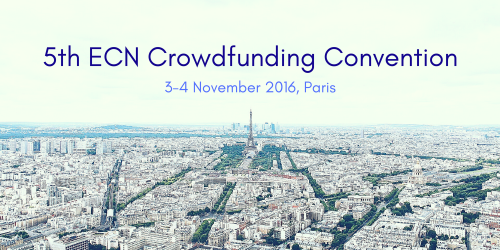 5th European Crowdfunding Network convention