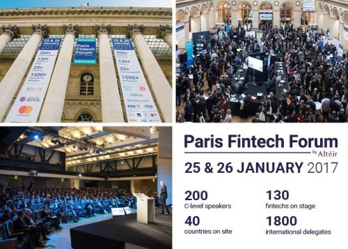 Feedback on Paris Fintech Forum