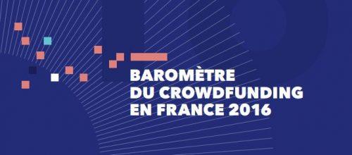 Baromètre du crowdfunding 2016