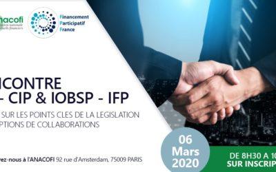 Rencontre interprofessionnelle CIP-CIF & IOBSP-IFP