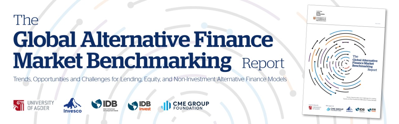 Synthèse du Global Alternative Finance Market Benchmarking Report – CCAF