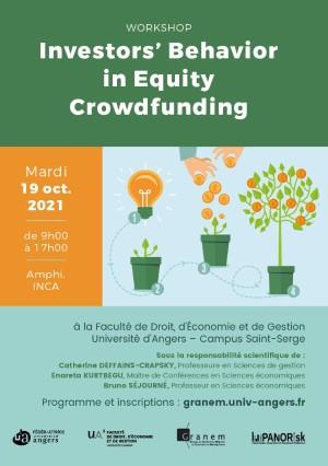 Workshop «Investors' Behavior in Equity Crowdfunding»