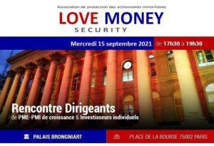 Rencontre Love Money Security